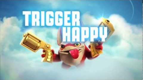 Skylanders Giants - SERIES 2 TRIGGER HAPPY Official Trailer