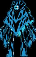 Blue UpFibian