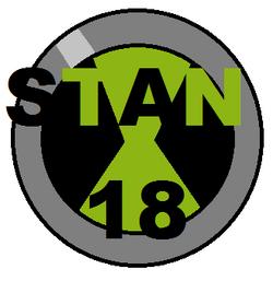 Stan 18 logo