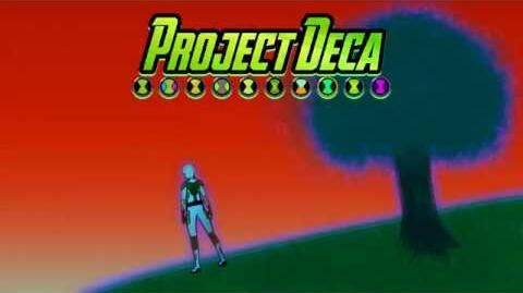 Project Deca Final Credits