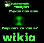 Spring Fanon Con 2014 Logo