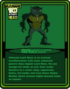 Trading Cards UH (Ult Loch Ness)