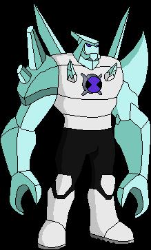 BBO Ultimate Diamondhead (Negative)