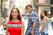 Ben Feedback Chromastone