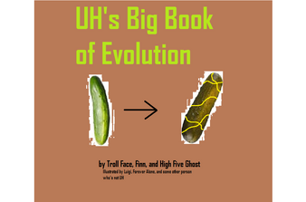 UH's Big Book of Evolution