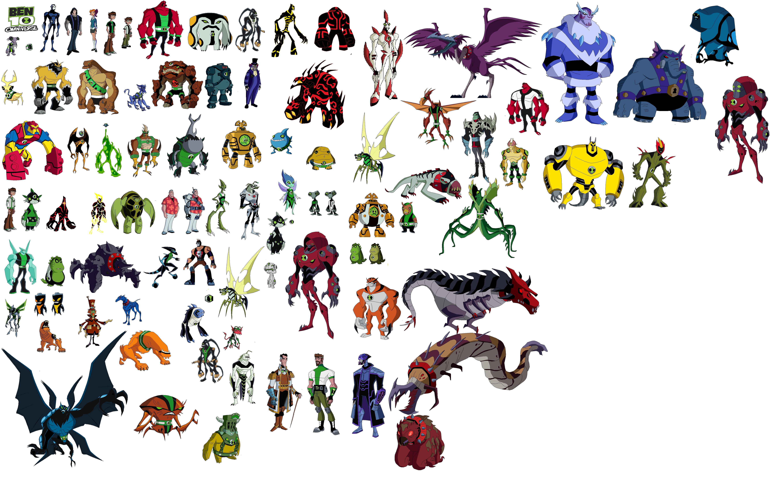 Image ben 10 omniverse spritesg ben 10 fan fiction wiki ben 10 omniverse spritesg voltagebd Gallery