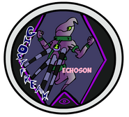 Ghostfreak Yokai Medal Echoson Art