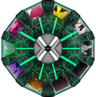 DNA Card Wheel A