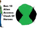 Ben 10 Alien Access: Clash Of Heroes