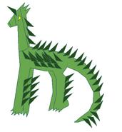 Dragonspikeback