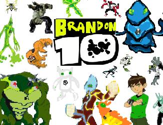 Ben 10 Burning Series