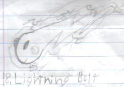 Ligtning Bolt