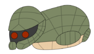 Hardback shell earth 775775