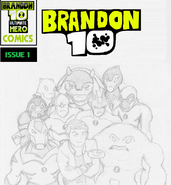 UH Issue 1 BW Variant