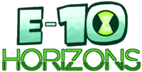 E-10 Horizons logo