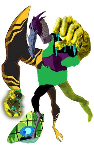 Super Mutant Meltdown