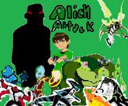 Brandon 10 - Alien Attack