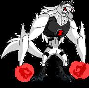 Cursed RexWolf