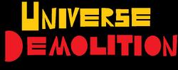 Universe Demolition Logo