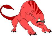 Caleb 13 as Wildmutt
