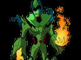 Forestfire (Omnitrix Unleashed)