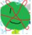Atomiquark disappearing