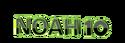 Noah10 logo by static