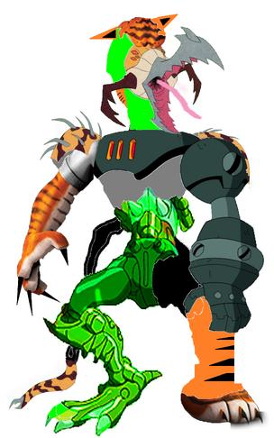 Super Mutant Toxic Reapa