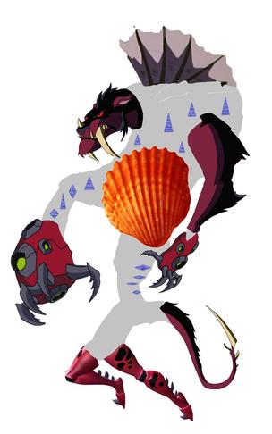 Super Mutant Aquagon
