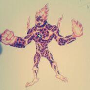 Heatblast by kamiko66