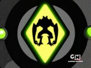 Omnitrix showing Benwolf