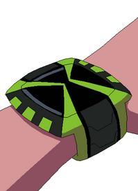 Omnitrix Borg10 Version 3