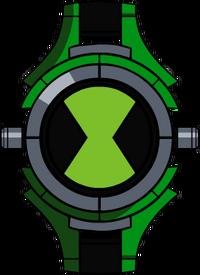 Recalibrated Omnitrix-1-