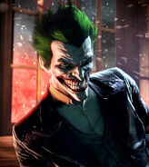 Joker Origins