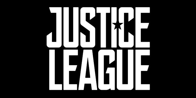 Justice League 2017 film logo