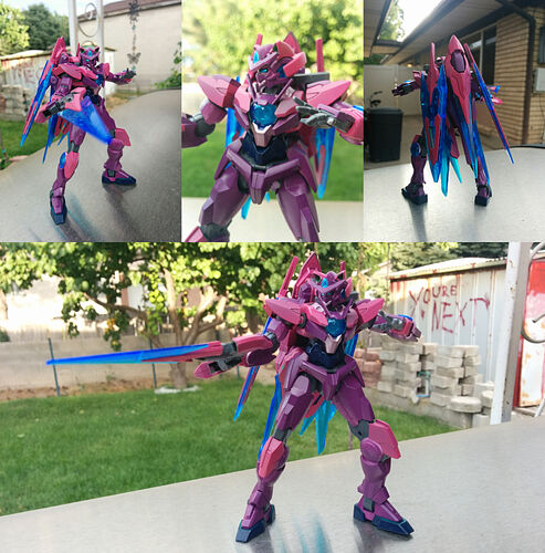 GNT-0000CAT Gundam 00 Key Qan-T-