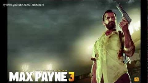 Max Payne 3 Soundtrack 3 HEALTH - TEARS (Airport and Credits Theme)