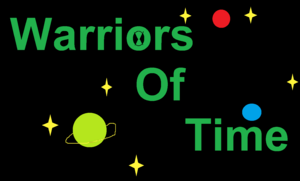 Warriors of Time Logo