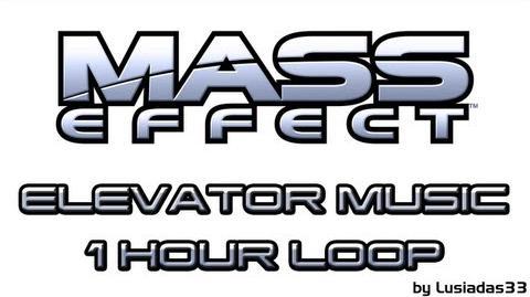 Mass Effect Soundtrack - Elevator theme 1 HOUR LOOP