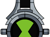 The Omnitrix (Zero: Lost World)