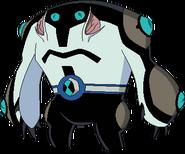 Blue Eyebolt