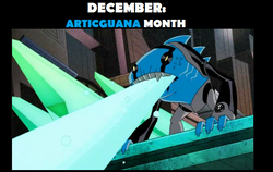 Artiguana Month