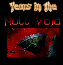 Years in the void logo