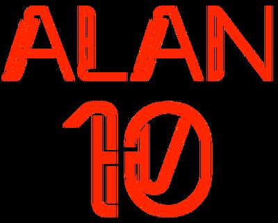 Alan 10 Movie Logo