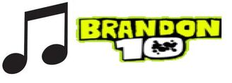 Brandon 10 Theme Song Logo