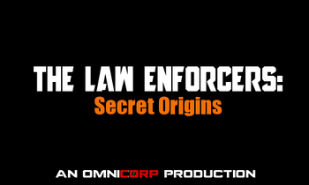 Law enforcers logo