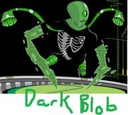 Dark blob
