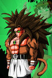 Ultimate-saiyan-form