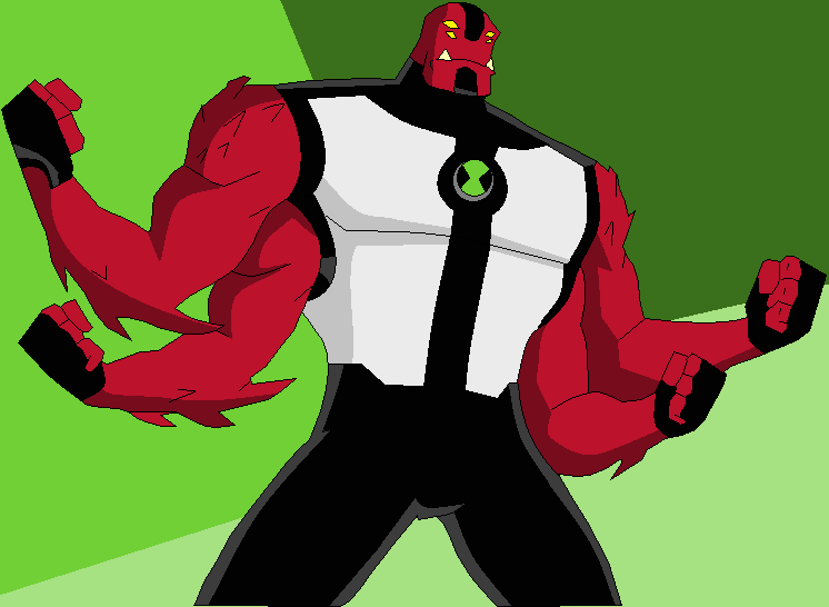 Ben 10 Ultimate Four Arms: Image - Ben 10K Four Arms, Bry.png