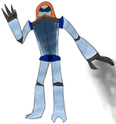 Dimvapour blue